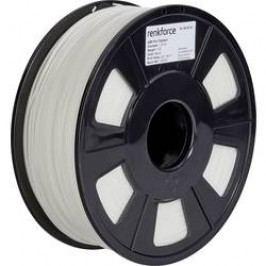Vlákno pro 3D tiskárny Renkforce 01.04.12.1101, ABS plast, 1.75 mm, 1 kg, transparentní