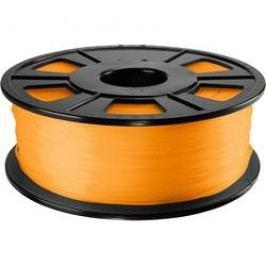 Vlákno pro 3D tiskárny Renkforce 01.04.01.1211, PLA plast, 2.85 mm, 1 kg, oranžová