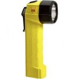 Bezpečnostní kapesní svítilna do extrémních podmínek AccuLux 449421, IP67, žlutá