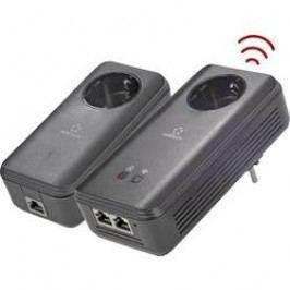 Powerline Wi-Fi Starter Kit Renkforce PL1200D WiFi, 1.2 Gbit/s