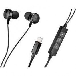 Sluchátka pro iPod/iPhone/iPad, Renkforce RF-HFL-01 RF-4635843, bílá