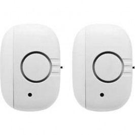 Dveřní/okenní alarm s Wi-Fi, G-Homa RF302DAx2, 80 dB, sada 2 ks
