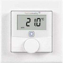 Bezdrátový nástěnný termostat pro podlahové vytápění Homematic IP HmIP-BWTH