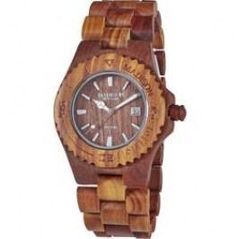 Náramkové hodinky Madison New York G4542C, (Ø) 43 mm, materiál řemínku dřevo, materiál pouzdra dřevo
