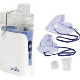 Inhalační rozprašovač Scala SC350 s náustkem, s dýchací maskou