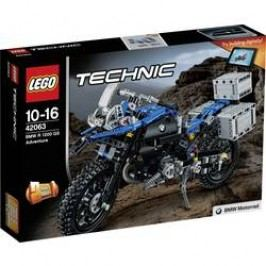 Motorka BMW R 1200 GS Adventure LEGO® TECHNIC 42063