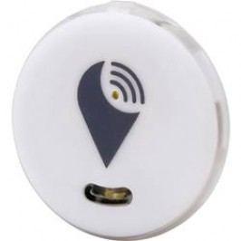 Bluetooth tracker - lokalizační čip TrackR pixel TRA1001WH bílá