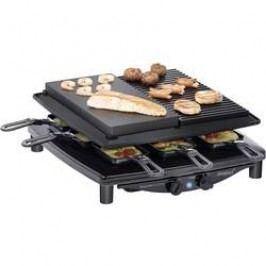 Raclette gril Steba Germany RC4 plus, 8 pánví, černá