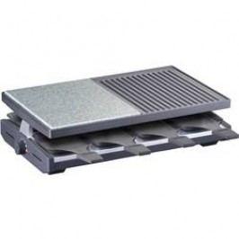 Raclette gril Steba Germany RC58, 8 pánví, manuálně nastavitelná teplota, černá