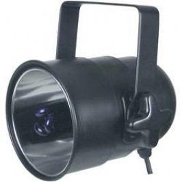 UV PAR reflektor Eurolite UV ES Lampe 51100700, 195 mm, 25 W, černá