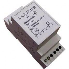 Stmívač na DIN lištu DS 400 B 609676, bílá