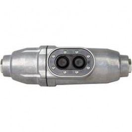 Bezpečnostní vypínač pro kabely v hliníkovém pouzdru Kopp PRCD-S, černá