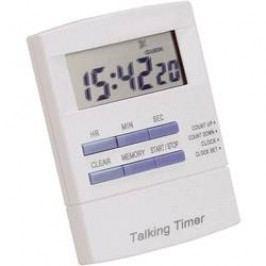 Mluvící časovač, 621250, 83 x 64 x 15 mm