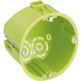 Krabice do dutých zdí Spelsberg, hloubka 50 mm, zelená, 92005001