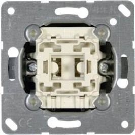 Kombinovaný tlačítkový přepínač Jung, 531 U, 10 A, 230 V/AC