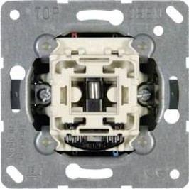 Přepínač s kontrolkou Jung, 506 KOU, 10 A, 230 V/AC