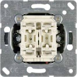 Tlačítko pro ovládání žaluzií Jung, 509 VU