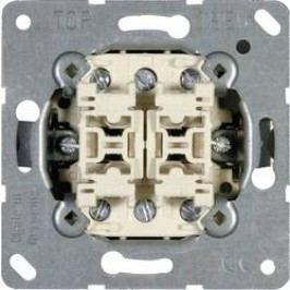 Dvojitý kombinovaný přepínač Jung, 230 V/AC, 10 A