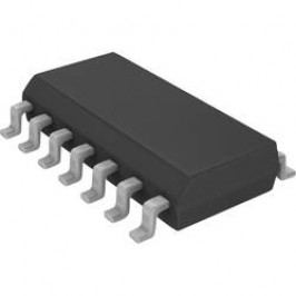 Operační zesilovač Quad Texas Instruments LM324M, SO 14