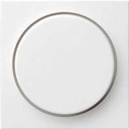 Krytka stmívače Gira, standard 55, čistá bílá (065027)
