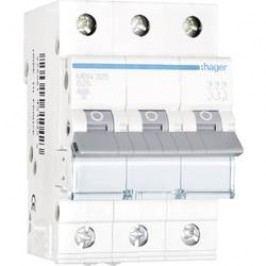 Jistič B Hager MBN325, 25 A, 3pólový, 230/400 V/AC