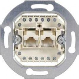 Zásuvky UAE-/IAE-/ISDN Busch-Jaeger 0215, 1 ks