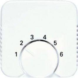 Kryt na termostat Busch-Jaeger 1794-214, alpská bílá