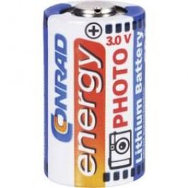 Lithiová fotobaterie Conrad energy CR 2 3 V