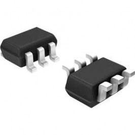 Pole dvojitých digitálních tranzistorù Infineon BCR 08 PN NPN / PNP, SOT-363, 100 mA, 50 V