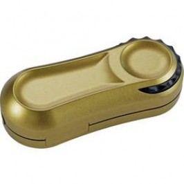 Kabelový stmívač InterBär, 8114-010.01, 230 V/AC, 20 - 200 W, zlatá