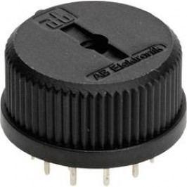 Příčná spojka TT Electronics AB 417, počet pozic 6