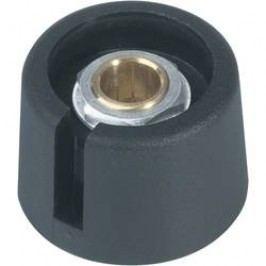 Kombinovaný knoflík OKW A3016069, 6 mm, černá