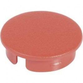 Krytka na otočný knoflík bez ukazatele OKW, pro knoflíky Ø 31 mm, červená