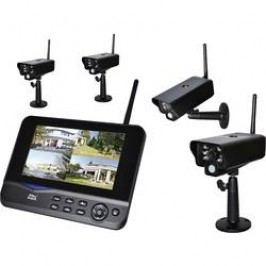 Sada bezdrátových kamer s monitorem 7