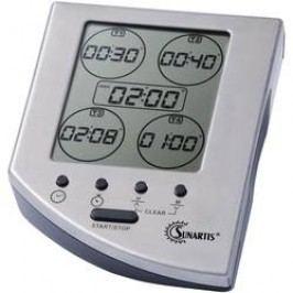 Digitální časovač Sunartis, EC 341, 110 x 85 x 45 mm