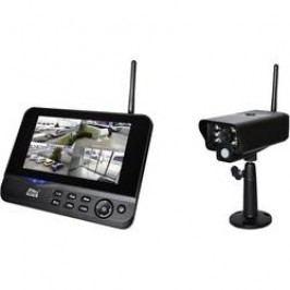 Bezdrátová venkovní kamera s monitorem 7