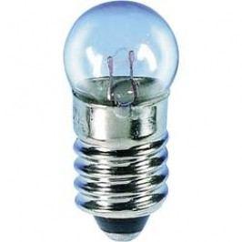 Kulatá žárovka Barthelme, 6,2 V, 1,86 W, 300 mA, E10, čirá