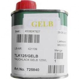 Žlutá barva na žárovky CLOU TLK250/GELB, 250 ml