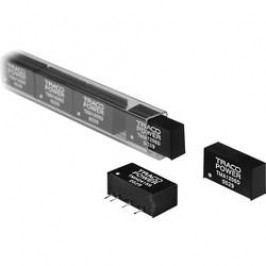 DC/DC měnič TracoPower TMA 2415S, vstup (±10 %) 24 V/DC, výstup 15 V/DC, 65 mA, 1 W