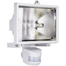 Halogenový reflektor s detektorem pohybu, R7s, 400 W , IP44, bílá