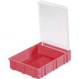Box pro SMD součástky Licefa, N42371, 68 x 57 x 15 mm, zelená