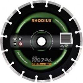 Diamantový kotouč pily Rhodius, 230 mm