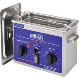 Ultrazvuková čistička Emag Emmi-12 HC, 1,2 l, 100 W, 200 x 100 x 65 mm, nerez
