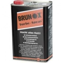Multifunkční olej Brunox Turbo-Spray, BR5,00TS, 5 l