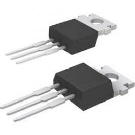 Výkonový tranzistor MOSFET, International Rectifier IRF9540N, kanál P, TO 220, 0,117 Ω, 100 V, -23 A