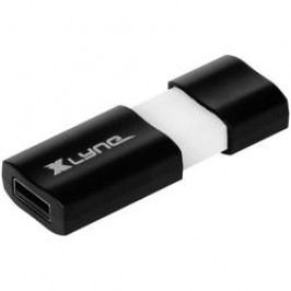 USB flash disk Xlyne Wave 7925600, 256 GB, USB 3.0, černá/bílá