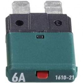 Automatická plochá pojistka CE1610-21-6A, 6 A