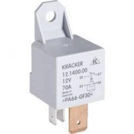 Automobilové relé Kräcker 12.1400.00, 12 V, 70 A