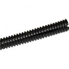 Ochranná hadice na kabely HP Autozubehör 10100, vnitřní Ø 10,4 mm, 2 m, černá