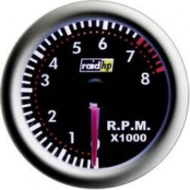 Palubní otáčkoměr pro benzinové motory Raid Hp NightFlight, 660264